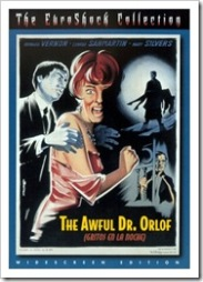 1964 - Awful Dr. Orlof, The (DVD)