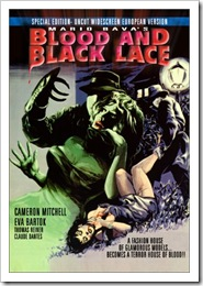 1964 - Blood And Black Lace (DVD)