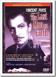 1964 - Last Man on Earth (DVD)
