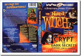 1964 - Naked Witch, The & Crypt Of Dark Secrets (DVD)