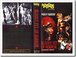 1965 - Bloody Pit Of Horror (VHS)
