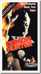 1965 - Demon Hunter (VHS)