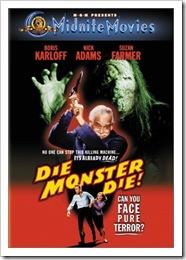 1965 - Die Monster Die (DVD)