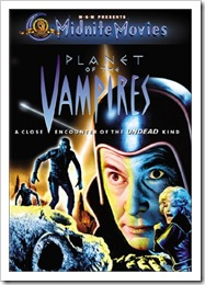 1965 - Planet Of The Vampires (DVD)