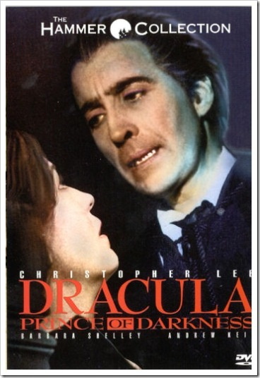 1966 - Dracula Prince Of Darkness (DVD)
