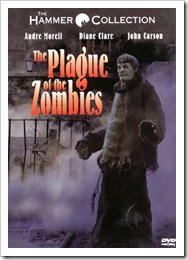 1966 - Plague Of The Zombies (DVD)