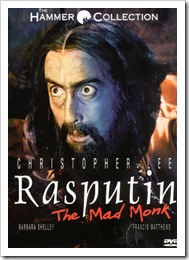 1966 - Rasputin The Mad Monk (DVD)