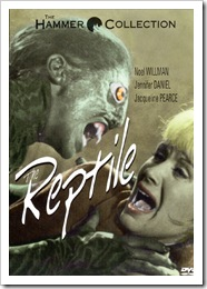 1966 - Reptile, The (DVD)