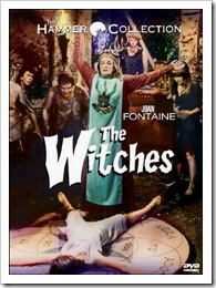 1966 - Witches, The (DVD)