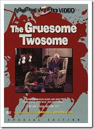 1967 - Gruesome Twosome, The (DVD)