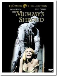 1967 - Mummys Shroud (DVD)