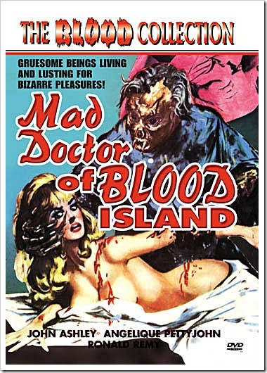 1968 - Mad Doctor Of Blood Island (DVD)