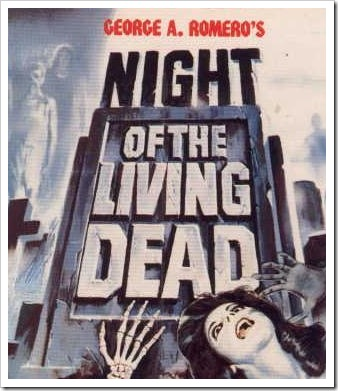 1968 - Night Of The Living Dead, The (Poster)