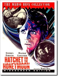 1969 - Hatchet For A Honeymoon (DVD)