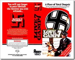 1969 - Love Camp 7 (VHS)