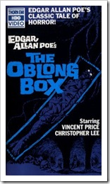 1969 - Oblong Box, The (VHS)