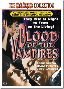 1970 - Blood Of The Vampires (DVD)