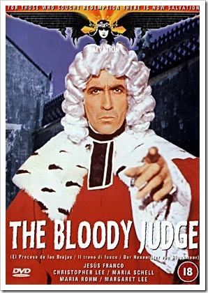 1970 - Bloody Judge, The (DVD)