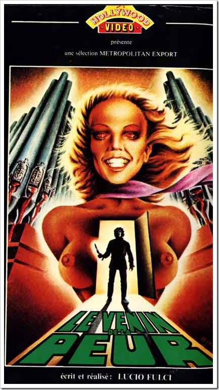 1970 - Lizard In A Woman´s Skin (VHS)