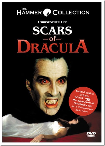 1970 - Scars Of Dracula (DVD)