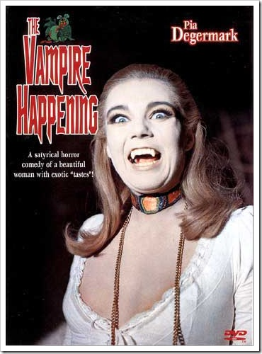 1970 - Vampire Happening, The (DVD)