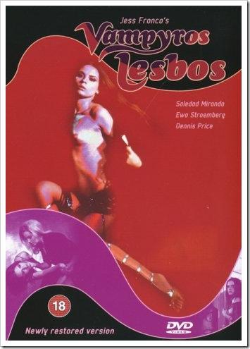 1970 - Vampyros Lesbos (DVD)