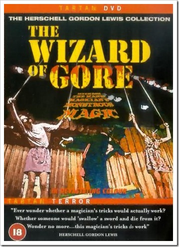 1970 - Wizard Of Gore (DVD)