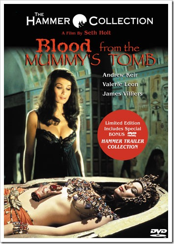 1971 - Blood From The Mummys Tomb (DVD)