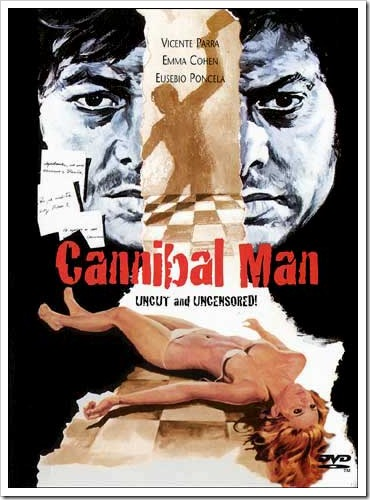 1971 - Cannibal Man (DVD)