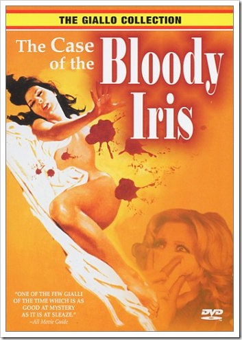 1971 - Case Of The Bloody Iris, The (DVD)