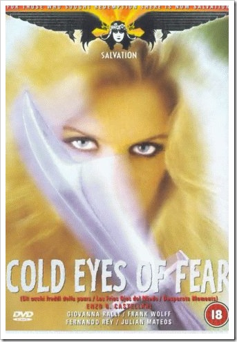1971 - Cold Eyes Of Fear (DVD)
