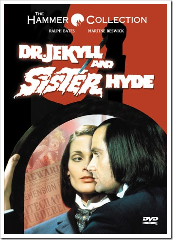 1971 - Dr Jekyll And Sister Hyde (DVD)