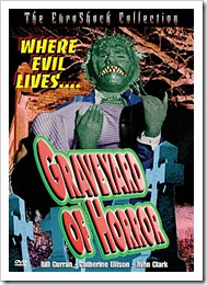 1971 - Graveyard Of Horror (DVD)