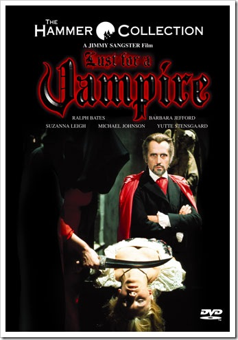 1971 - Lust For A Vampire (DVD)