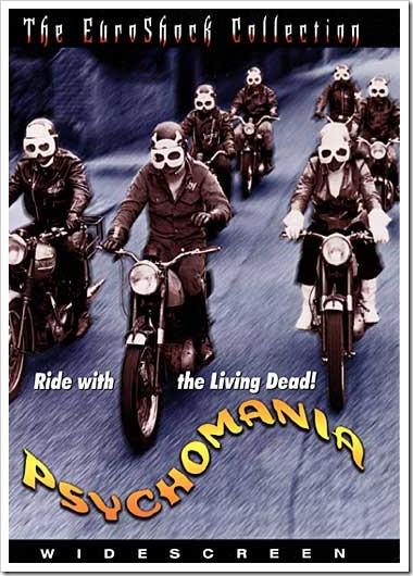 1971 - Psychomania (DVD)