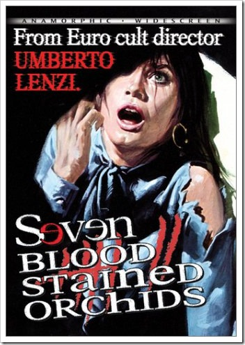 1971 - Seven Blood-Stained Orchids (DVD)