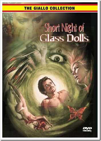 1971 - Short Night Of The Glass Dolls (DVD)