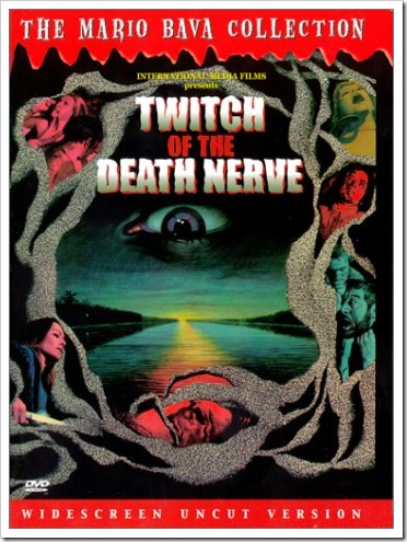1971 - Twitch Of The Death Nerve (DVD)
