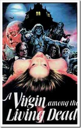1971 - Virgin Among The Living Dead, A (B)(Poster)