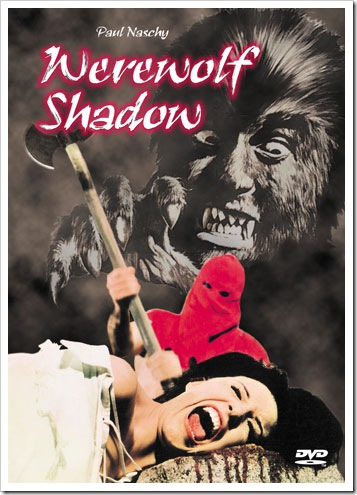 1971 - WereWolf Shadow (DVD)