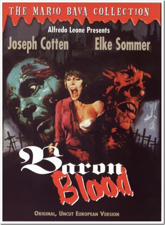 1972 - Baron Blood (A)(DVD)