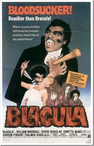 1972 - Blacula (Poster)