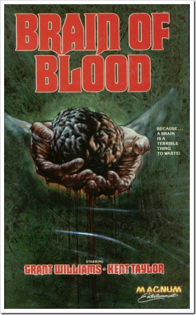 1972 - Brain Of Blood (DVD)