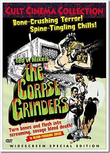 1972 - Corpse Grinders, The (DVD)