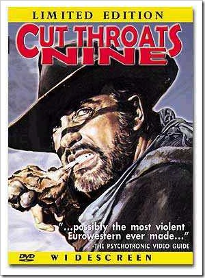 1972 - Cut-Throats Nine (DVD)