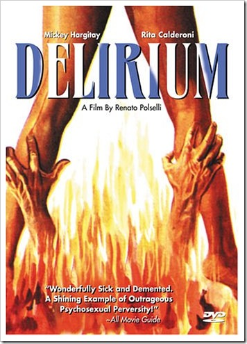 1972 - Delirium (DVD)