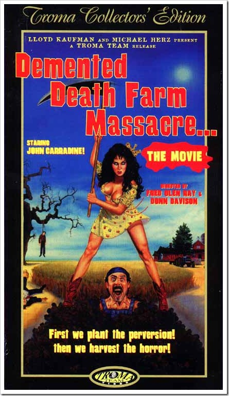 1972 - Demented Death Farm Massacre (VHS)