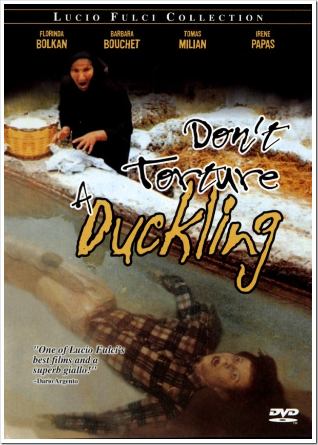 1972 - Don´t Torture A Duckling (DVD)