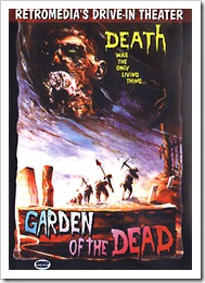 1972 - Garden Of The Dead (DVD)