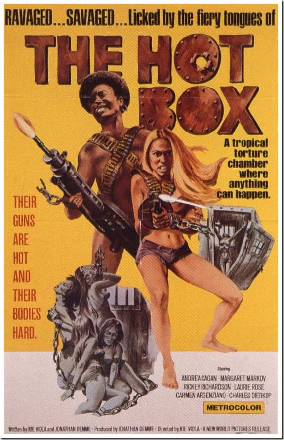 1972 - Hot Box, The (Poster)